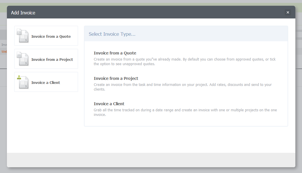 New Invoices And Quotes Plugins The ProWorkflow Blog - Invoice quote