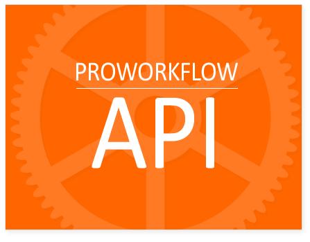 proworkflow api