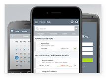 Mobile Application - Project Tracking Software