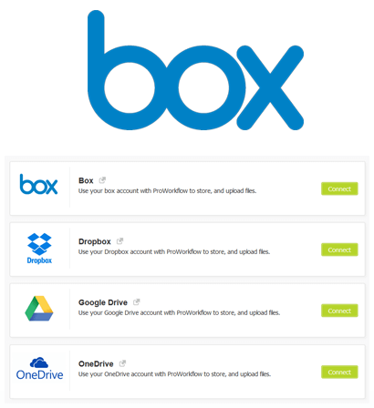 box integration file sharing